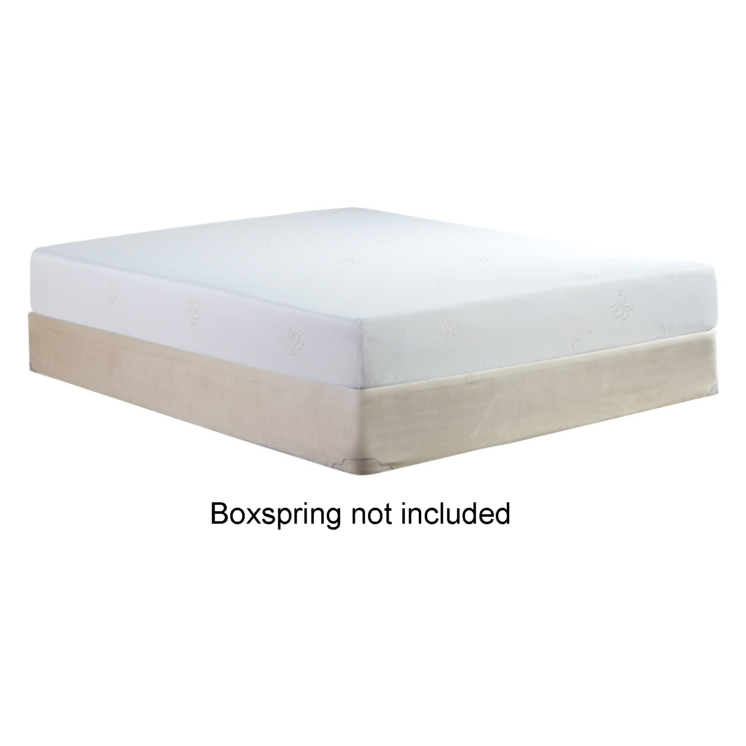 Expression 10 Inch Memory Foam Mattress